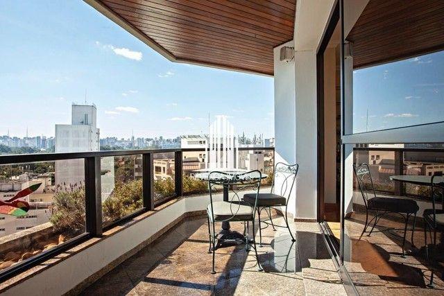 Apartamento para locação de 247m², 4 dormitórios em Moema - Foto 10