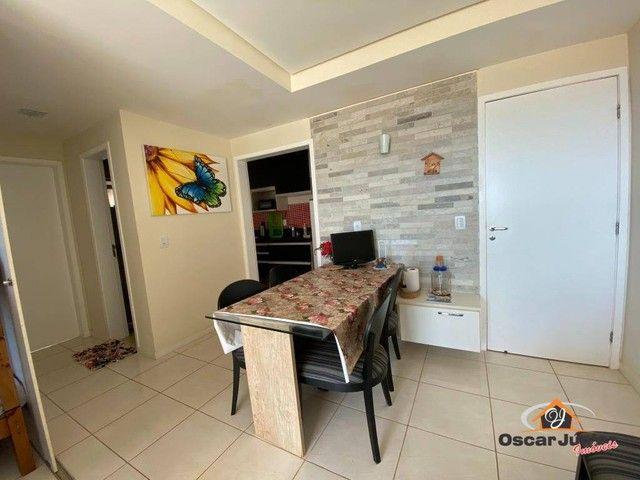 Apartamento com 4 dormitórios à venda, 203 m² por R$ 550.000,00 - Porto das Dunas - Aquira - Foto 8