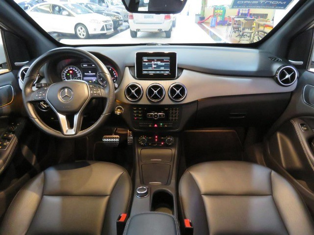 Mercedes-Benz B 200 1.6 Sport Turbo Aut Blindagem III-A Top de Linha C/ Paddle Shift - Foto 8