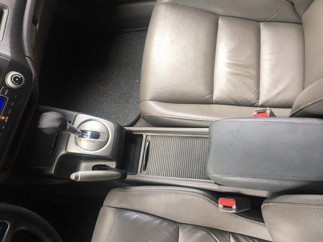 Civic Exs 1.8 16V i-Vtec Aut. Flex 2011 **Super Conservado** - Foto 13
