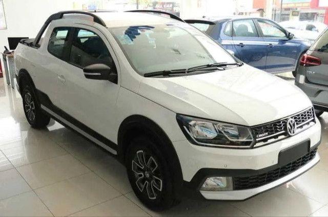Volkswagen Saveiro Nova Saveiro Cross Cd<br><br>