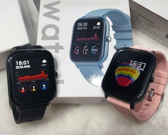 Smartwatch Colmi P8 - novo lacrado, original
