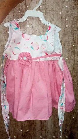 Lote de roupa de meninas - Foto 2