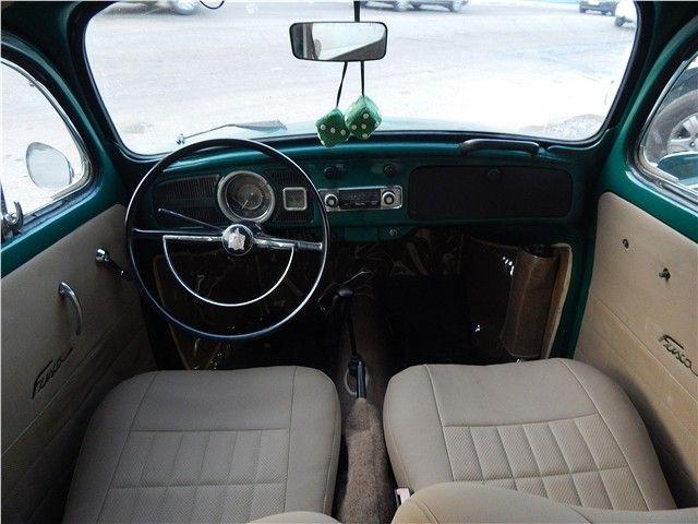 Volkswagen Fusca 1973 1.5 8v gasolina 2p manual - Foto 6