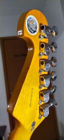 Guitarra Stratocaster Tagima TG-530 Woodstock - Foto 6