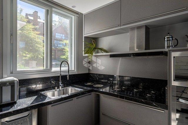 Casa de condomínio à venda com 3 dormitórios em Condominio alphaville, Gramado cod:9937109 - Foto 4