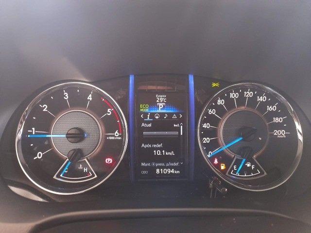 Toyota SW4 2.8 SRX 4X4 Diesel 7 Lugares Automática 2018/2019 - Foto 7