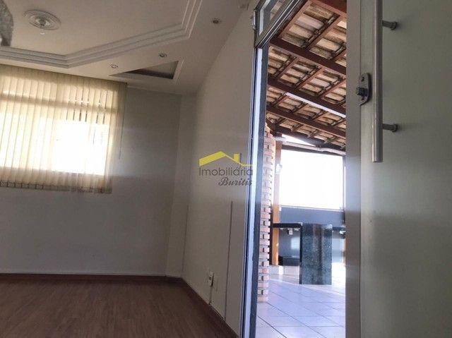 Cobertura à venda, 3 quartos, 1 suíte, 2 vagas, Buritis - Belo Horizonte/MG - Foto 8