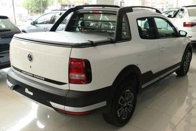 Volkswagen Saveiro Nova Saveiro Cross Cd<br><br> - Foto 5