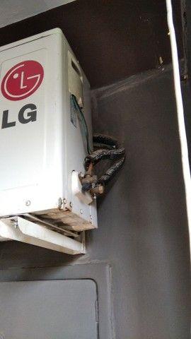 Ar condicionado LG barato - Foto 2