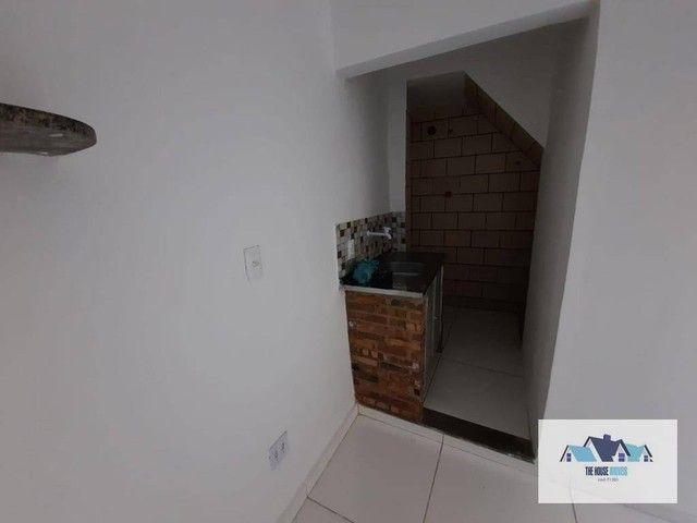 Kitnets com 01 dormitório para alugar, a partir de R$ 550/mês - Engenhoca - Niterói/RJ - Foto 12