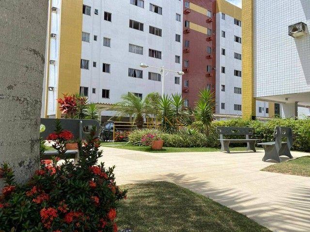 Apartamento com 3 dormitórios para alugar por R$ 850,00/mês - Sandra Cavalcante - Campina  - Foto 3
