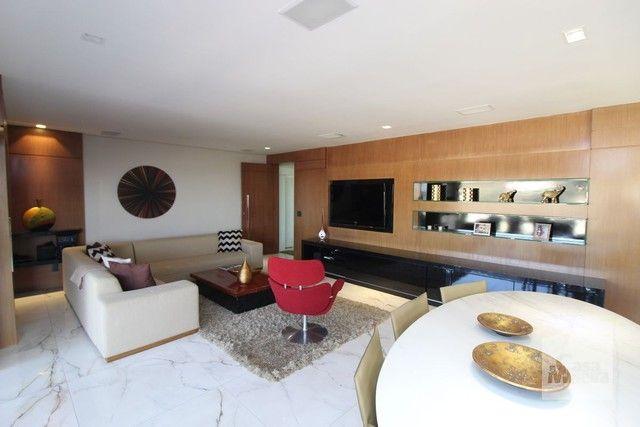 Apartamento à venda com 4 dormitórios em Santa lúcia, Belo horizonte cod:337032 - Foto 4