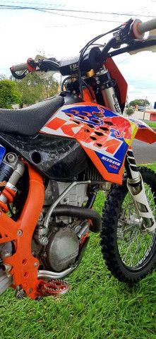 KTM 250 Sixdays Partida Eletrica - Foto 2