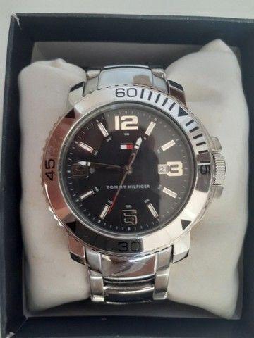 Relógio Tommy Hilfiger - Masculino Original Aço Inoxidavel