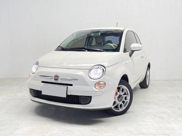 Ágio - Fiat 500 1.4 2013 - Entrada R$ 12.500 + Parcelas R$590