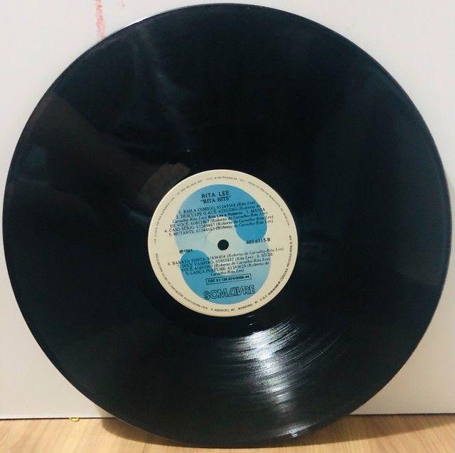 LP Rita Lee Rita Hits - Foto 3