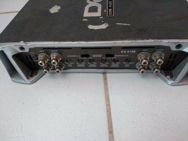 Módulo digital 4ch funcionando - Foto 3