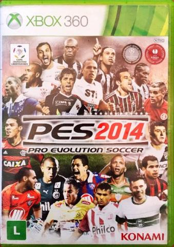 PES 2014 + Cod. Resgate Download LIVE