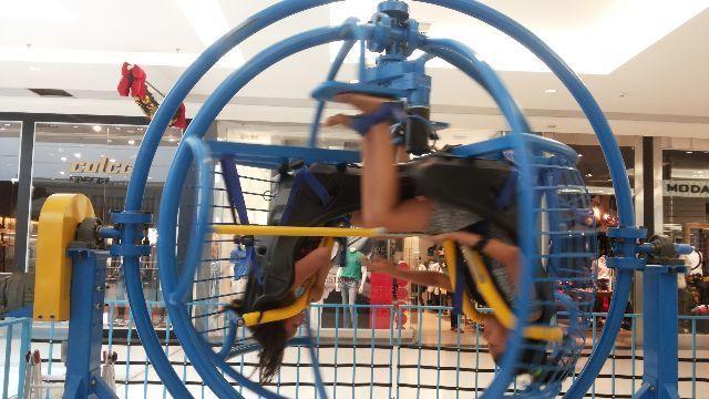 Giroscopio Humano, Gira Gira, para Parque, Praças, eventos ou Shopping