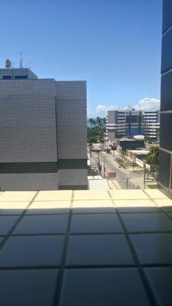 Apartamento nascente próximo à praia da Jatiúca, 3 quartos