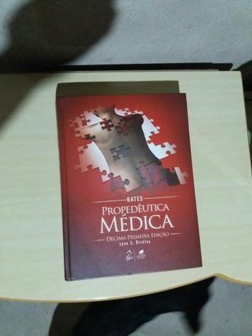 Livro do curso de medicina