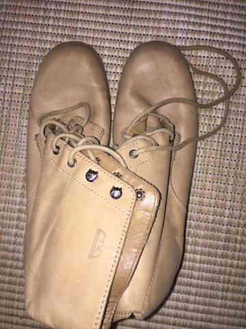 Boot couro Dakota