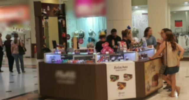Vendo franquia de chocolates e doce importado