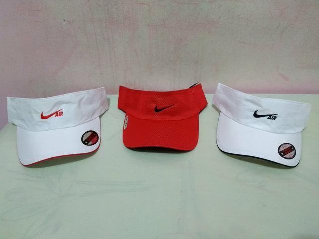 Viseiras da Nike