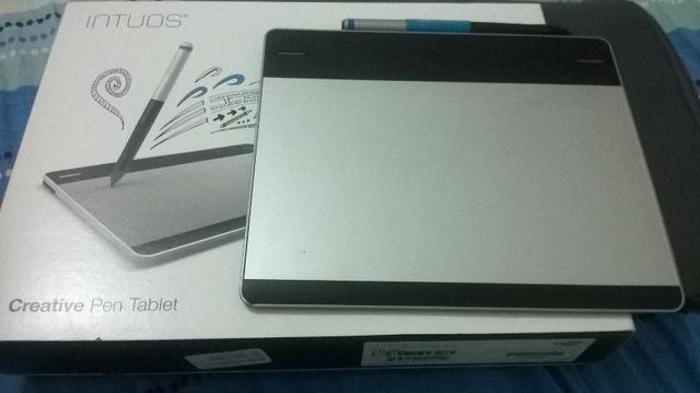 Mesa Digitalizadora Intuos Pen Small Ctl 480 Tablet Wacom
