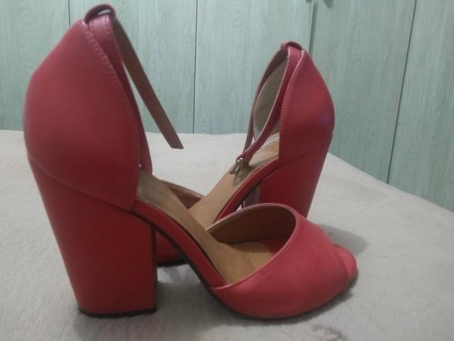 Sapato de salto