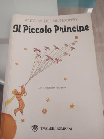 Livro em italiano