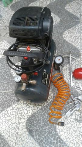 Compressor de Ar Euro 210-24 ? Einhell (usado)