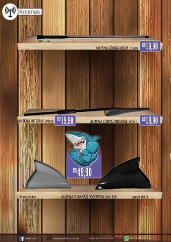 Antena veicular com as melhores promoções do mercado na gmbcenter