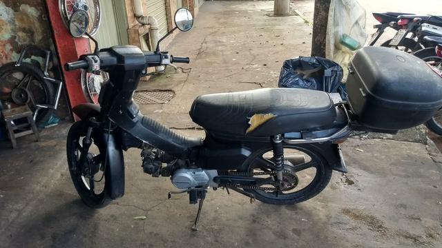 Honda c100 dreem