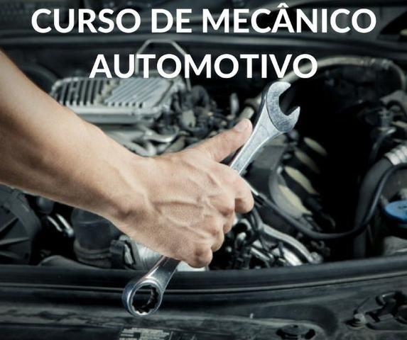 Curso de mecânico automotivo - Curso online (Com certificado Garantido)