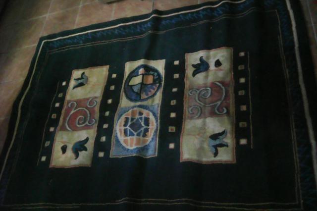 2 tapetes