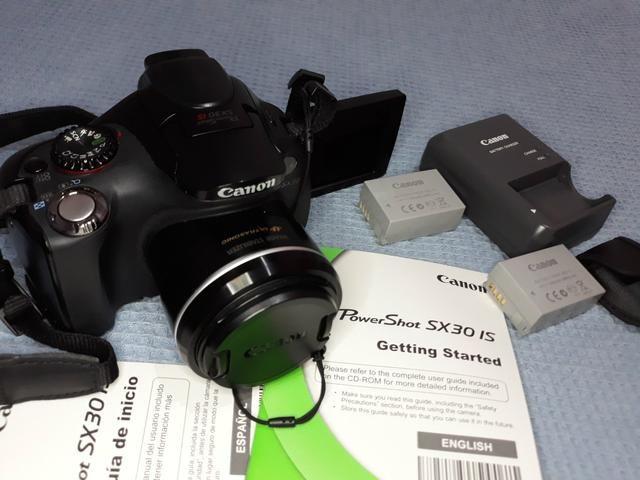 Super Zoom Canon SX30is