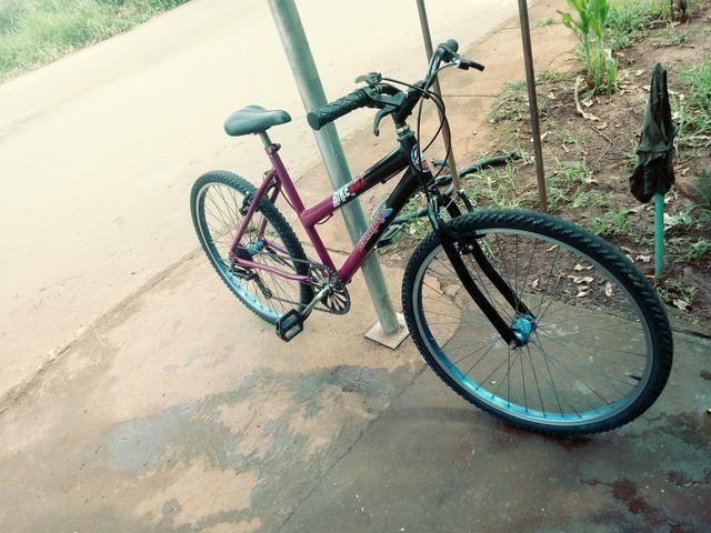 Bicicleta aro 26 top