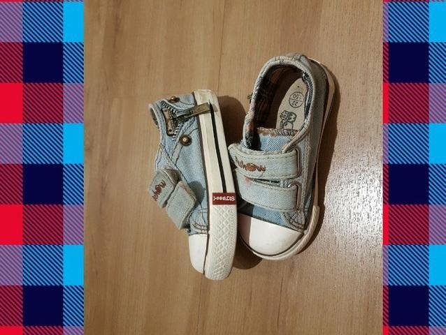 Tênis polo jeans Tam 20/21