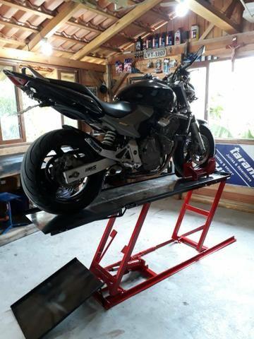 Elevador para motos 350 kg - Fabrica 24h zap - Foto 8