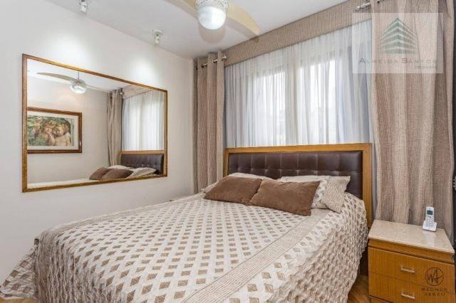 Apartamento com 3 dormitórios à venda, 129 m² por r$ 800.000 - batel - curitiba/pr - Foto 9
