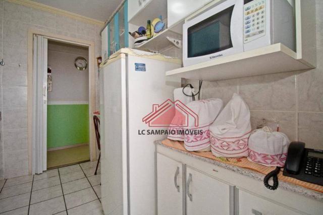 Apartamento com 3 dormitórios à venda, 69 m² por r$ 270.000,00 - santa quitéria - curitiba - Foto 16