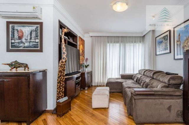 Apartamento com 3 dormitórios à venda, 129 m² por r$ 800.000 - batel - curitiba/pr - Foto 6