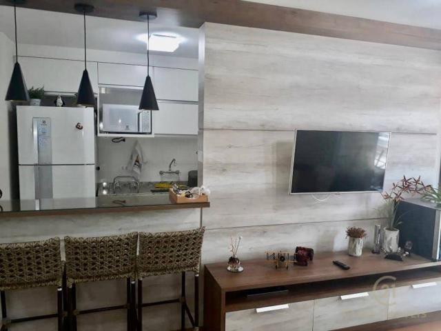 Apartamento com 3 dormitórios à venda, 80 m² - gleba palhano - londrina/pr - Foto 4