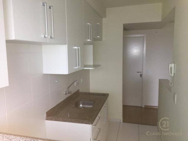 Apartamento com 3 dormitórios à venda, 69 m² por r$ 315.000 - gleba palhano - londrina/pr - Foto 3