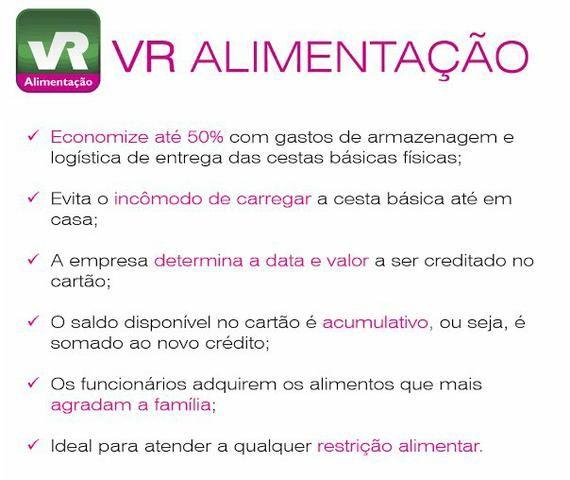 VR Benefícios crescendo com sua empresa!! - Foto 3