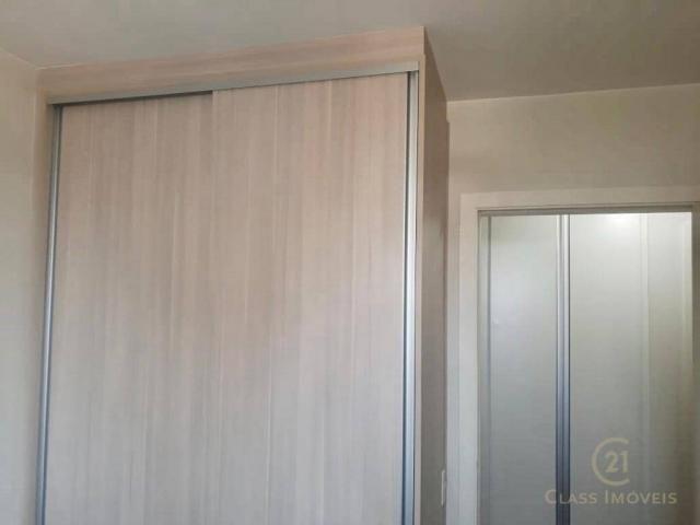 Apartamento com 3 dormitórios à venda, 80 m² - gleba palhano - londrina/pr - Foto 10