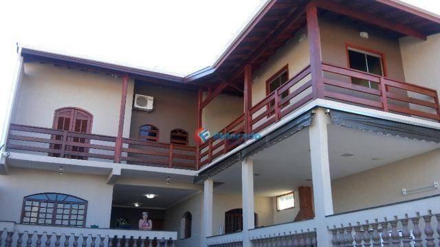 Sobrado com 4 dormitórios à venda, 350 m² por r$ 710.000,00 - jardim santa clara do lago i