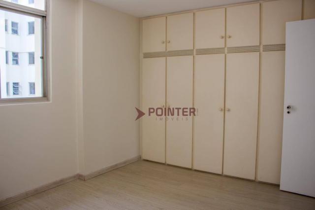 Apartamento com 3 dormitórios para alugar, 270 m², 03 vagas de garagens, ED. NOTRE DAME, p - Foto 12